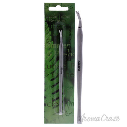 Picture of Cuticle Trimmer and Pusher by Satin Edge for Unisex 1 Pc Cuticle Pusher