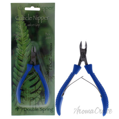 Picture of Cuticle Nipper Comfort Grip Half Jaw by Satin Edge for Unisex 1 Pc Cuticle Nipper