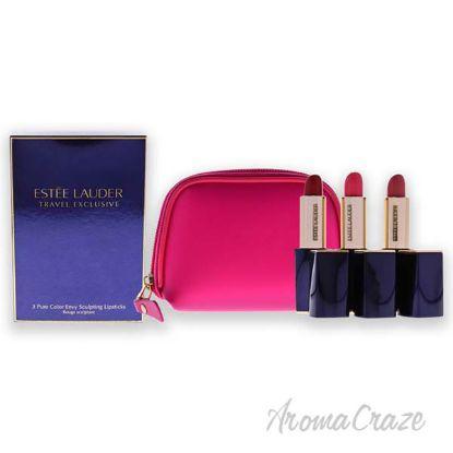 Picture of 3 Pure Color Envy Sculpting Lipsticks Trio by Estee Lauder for Women 3 x 0.12 oz Lipstick