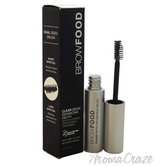 Picture of BrowFood Brow Enhancing Gelfix - Clear by LashFood for Women - 0.2 oz Eyebrow