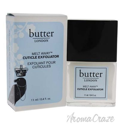Picture of Melt Away Cuticle Exfoliator by Butter London for Women - 0.4 oz Nail Treatment
