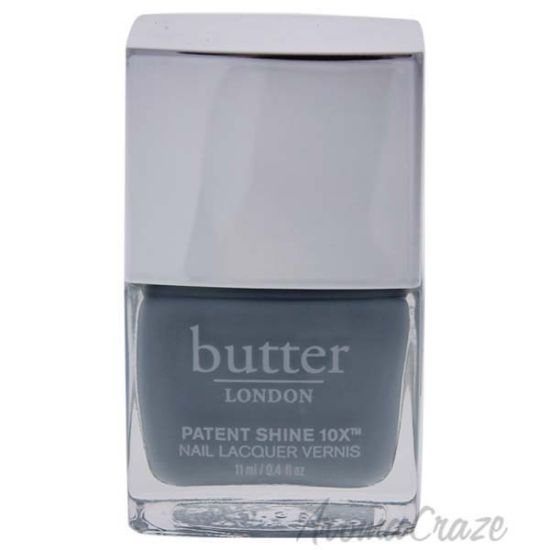 Picture of Patent Shine 10X Nail Lacquer - London Fog by Butter London for Women - 0.4 oz Nail Lacquer