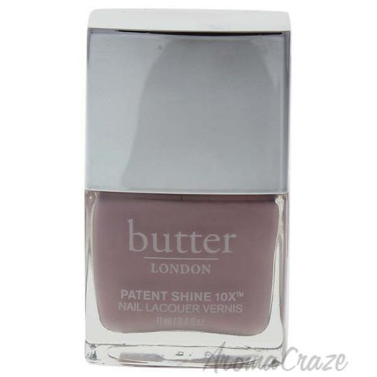 Picture of Patent Shine 10X Nail Lacquer - Piece Of Cake by Butter London for Women - 0.4 oz Nail Lacquer