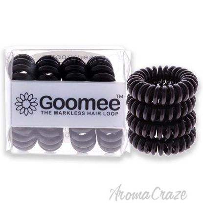 Picture of The Markless Hair Loop Set Coco Brown by Goomee for Women 4 Pc Hair Tie
