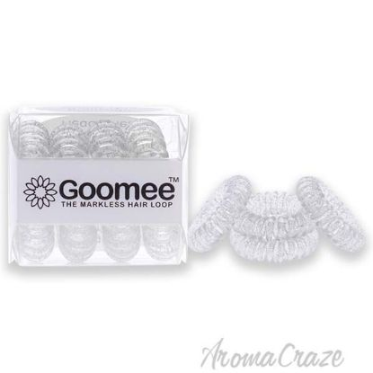 Picture of The Markless Hair Loop Set Confetti Freeze by Goomee for Women 4 Pc Hair Tie