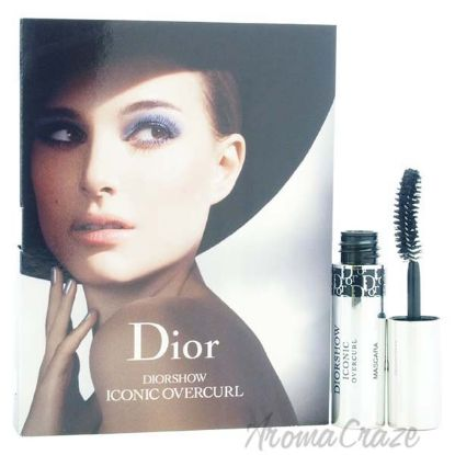 Picture of Diorshow Iconic Overcurl Mascara 090 Over Black by Christian Dior for Women 0.13 oz