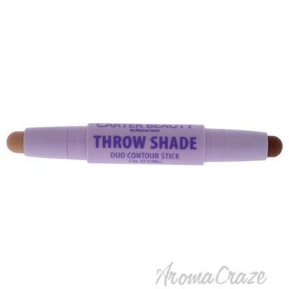 Picture of Throw Shade Duo Contour Stick Medium by Carter Beauty for Women 0.08 oz Contour