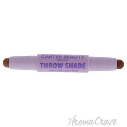 Picture of Throw Shade Duo Contour Stick Dark by Carter Beauty for Women 0.08 oz Contour